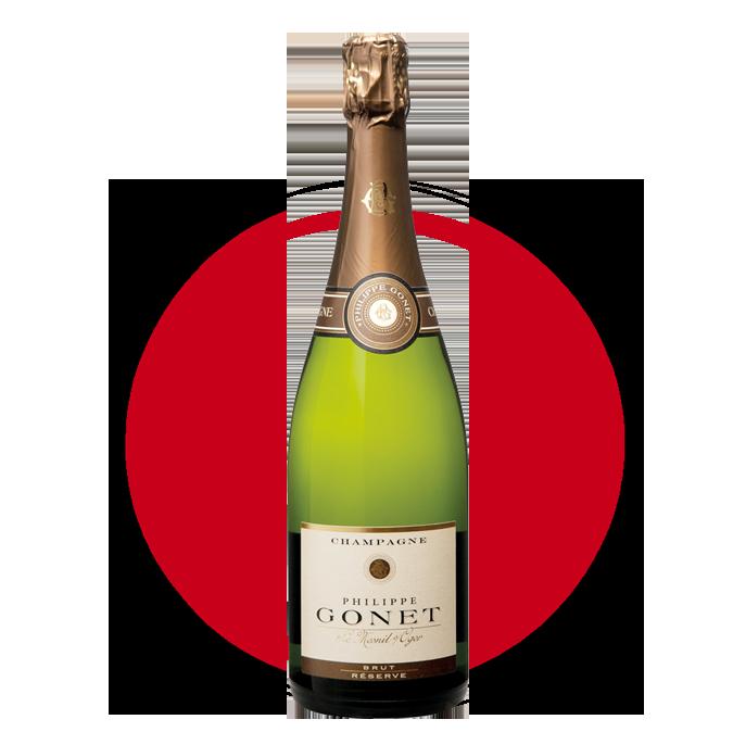 Champagne Michel Gonet 2.0